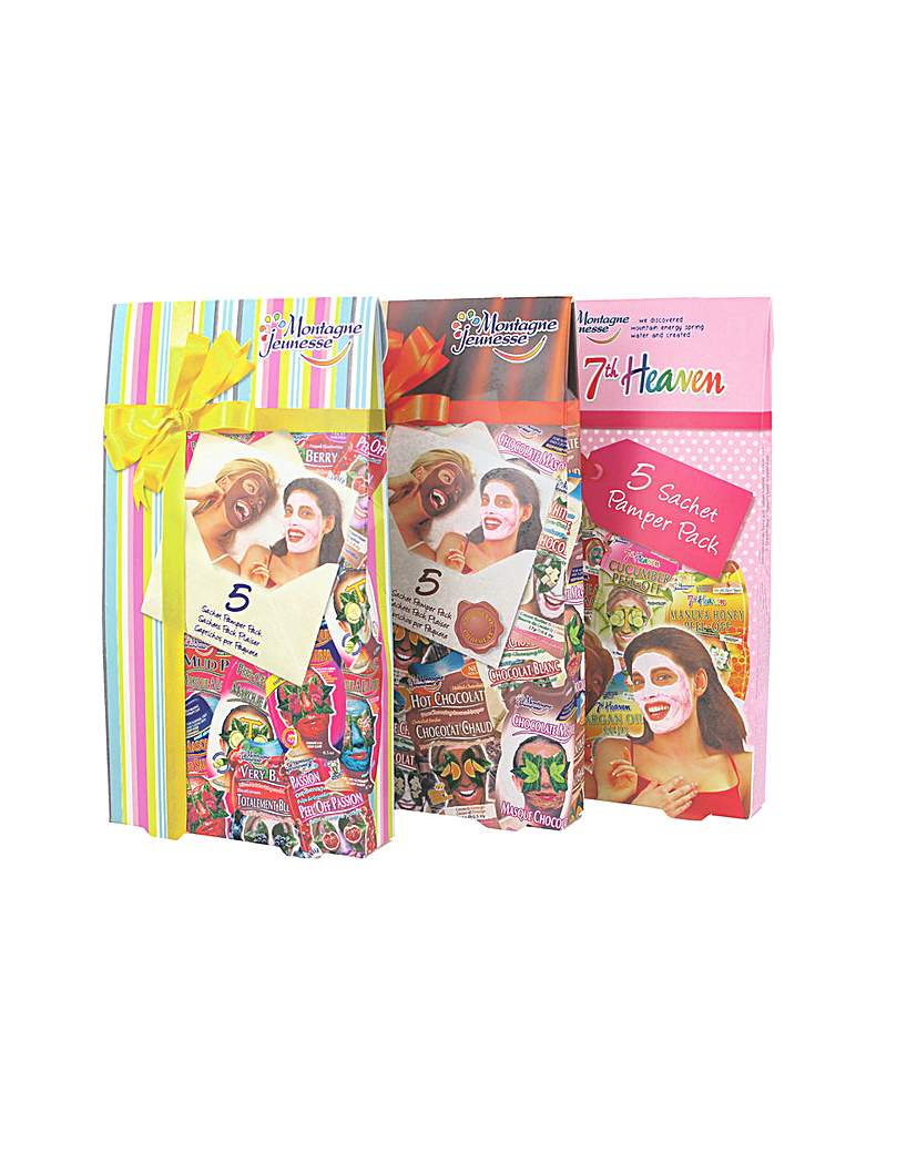 Image of 7th Heaven Face Mask Set