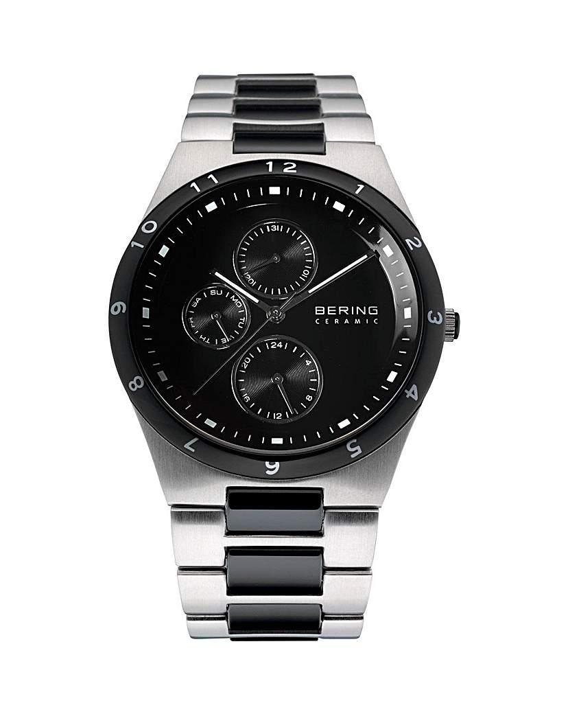 Image of Bering Gents Multi-Dial Bracelet Watch