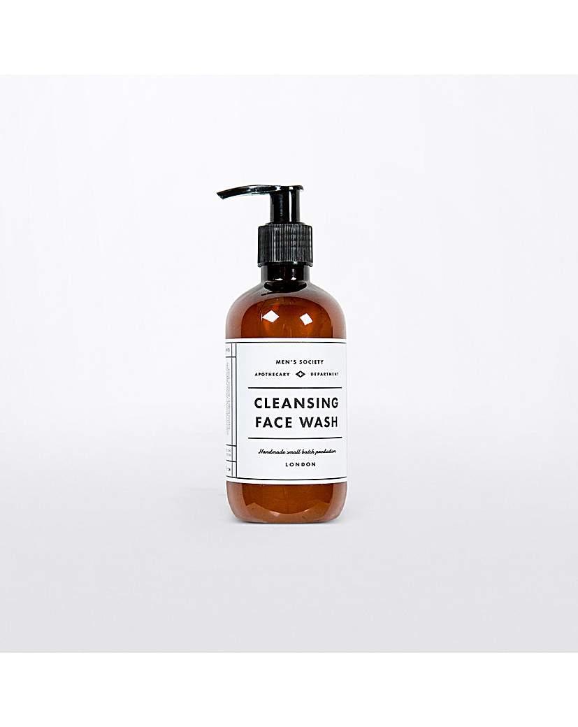 Image of Men's Society Face Wash 250ml
