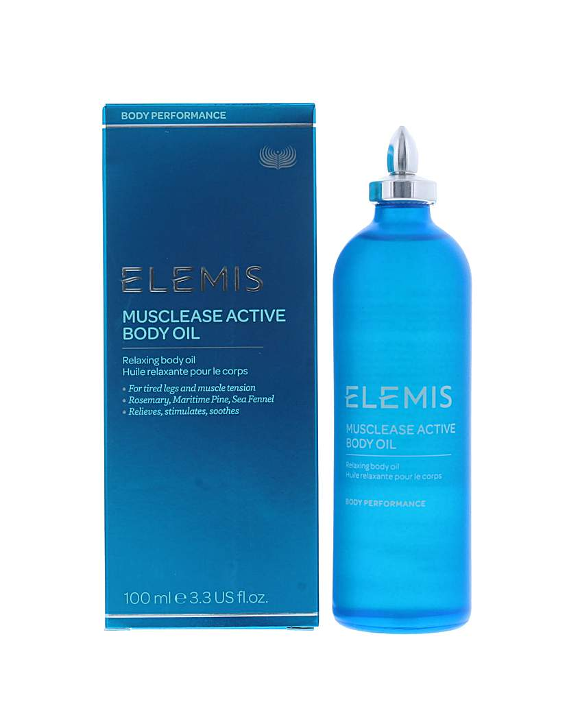 Image of ELEMIS Musclease Active Body Oil