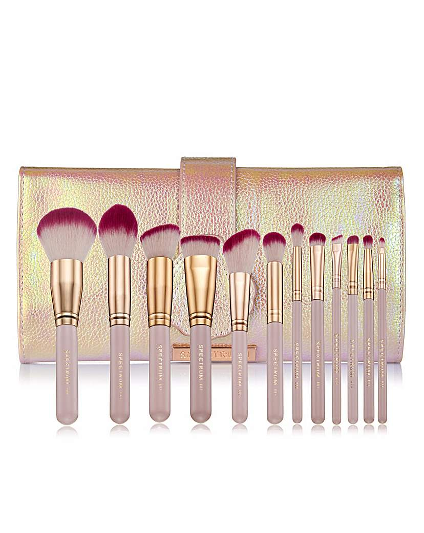 Image of Oyster 12 Piece Brush Set and Roll