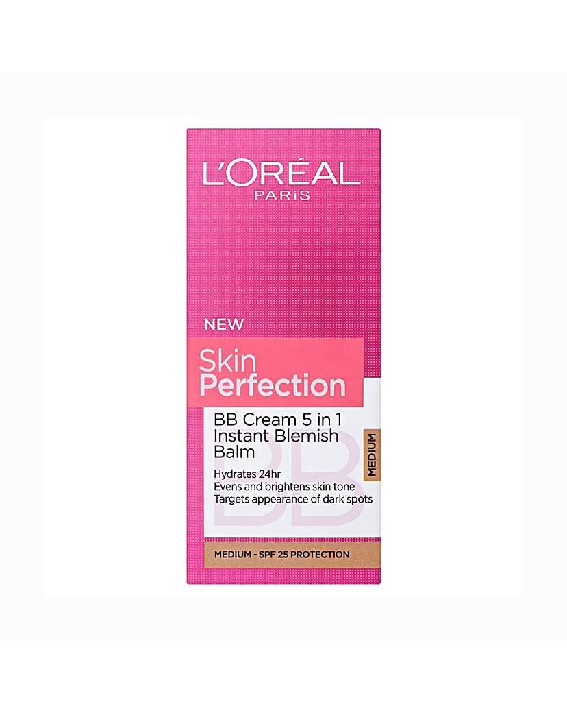 Image of L'Oreal BB Cream Medium SPF25 50ml