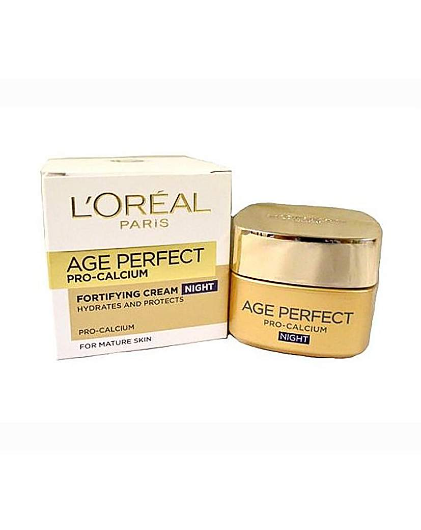 Image of L'Oreal Fortifying Night Cream 50ml