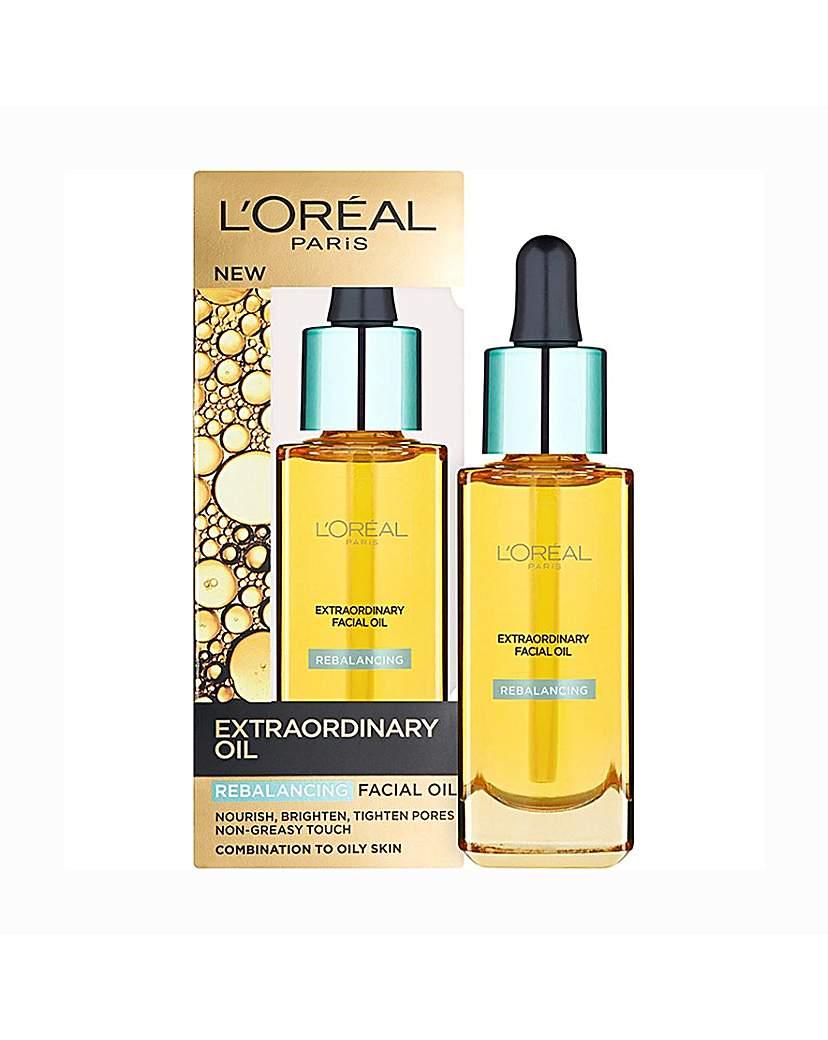 Image of L'Oreal Rebalancing Facial Oil 30ml