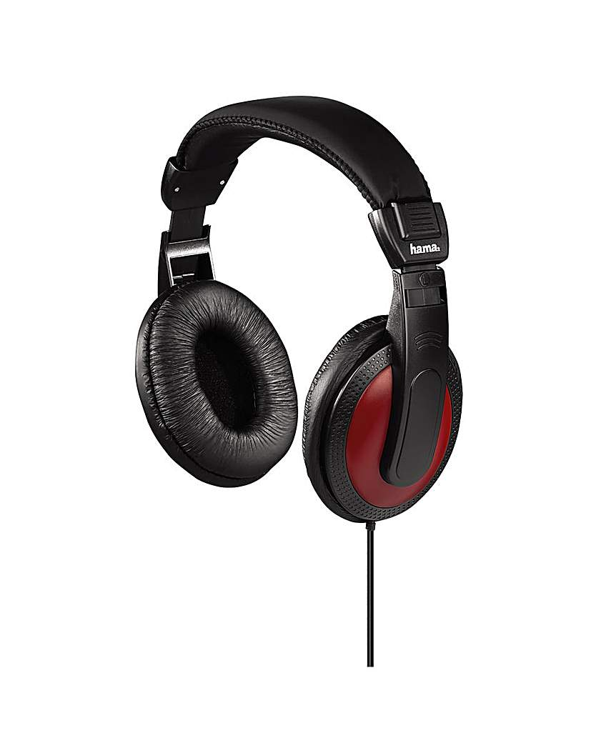 Hama HK-5618 Over-Ear Stereo Headphones
