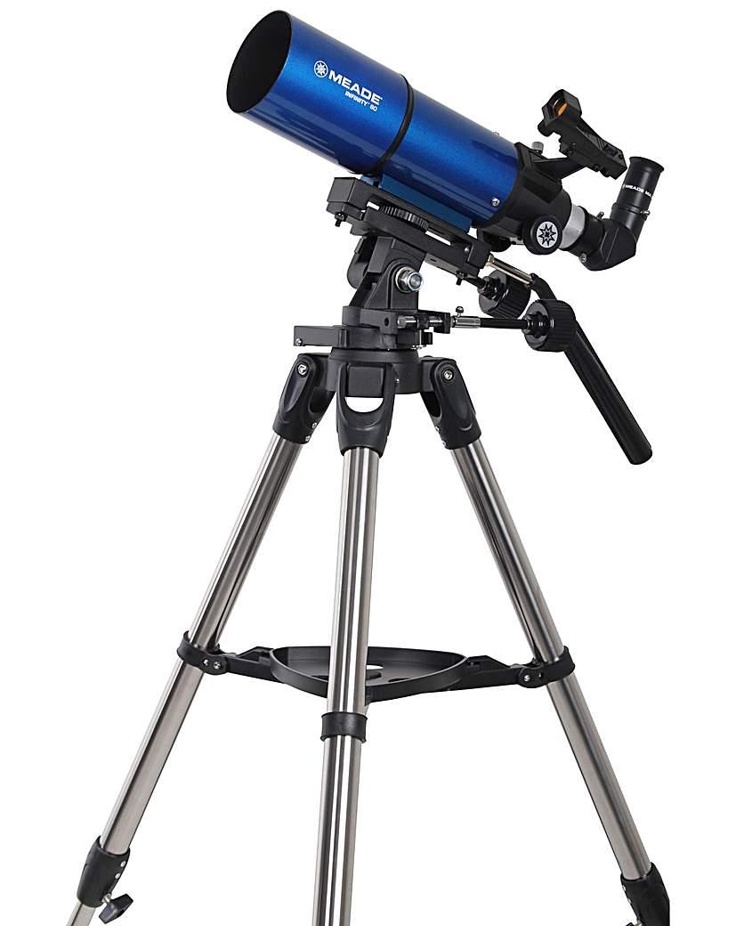 Meade Infinity 80 AZ Refractor Telescope
