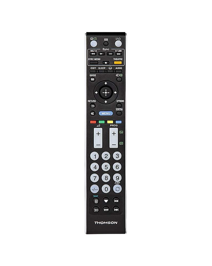 Thomson ROC1105SON Sony TV Remote