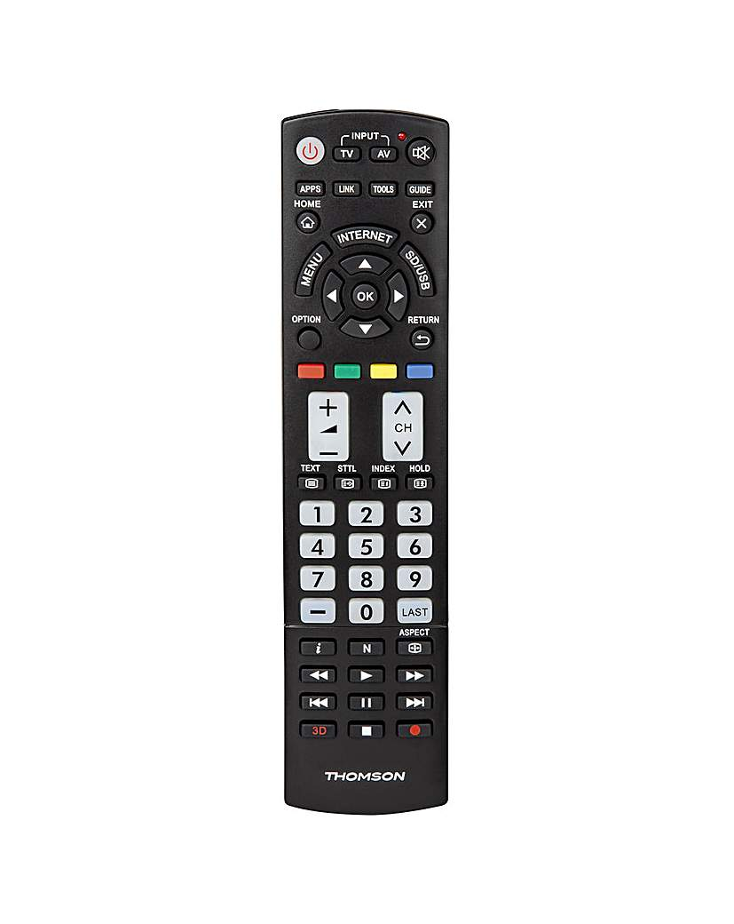 Thomson ROC1105PAN Panasonic TV Remote
