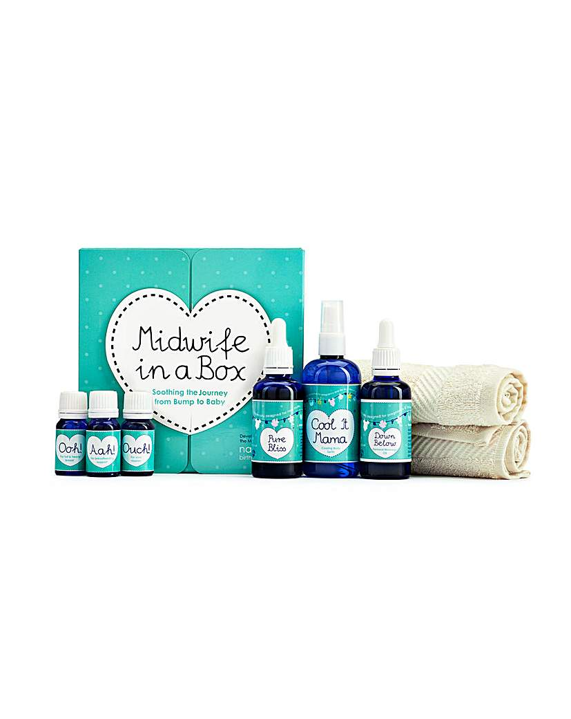 Image of Natural Birthing Company Gift Set