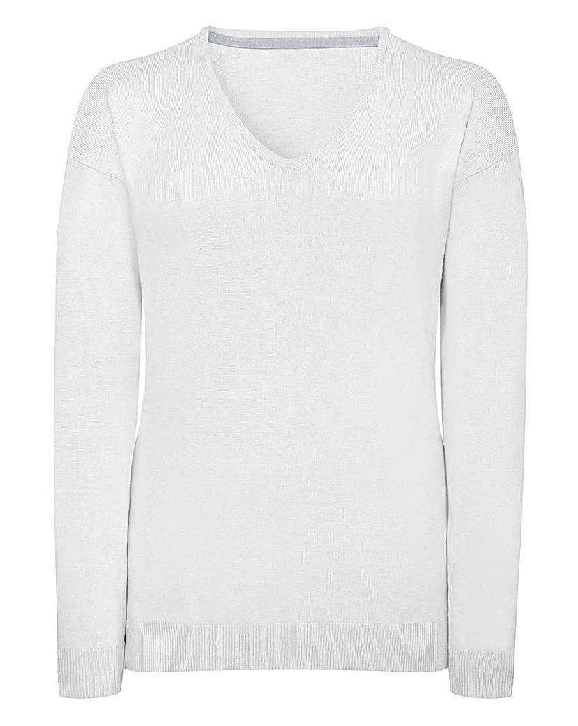 Product photo of Vneck jumper