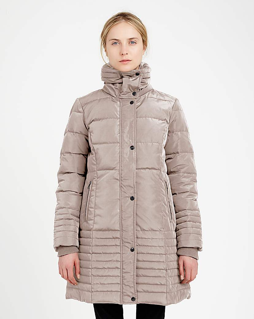 Puffa Padded Coat