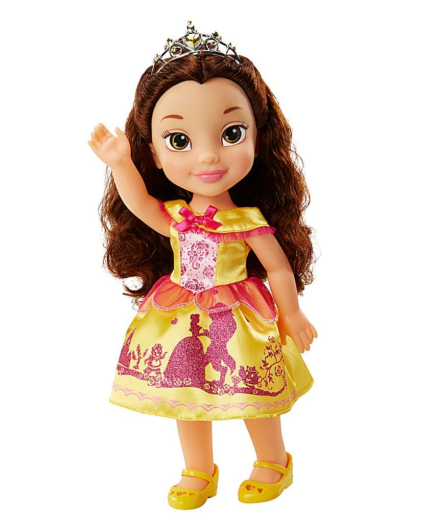 Image of My First Disney Toddler Doll - Belle