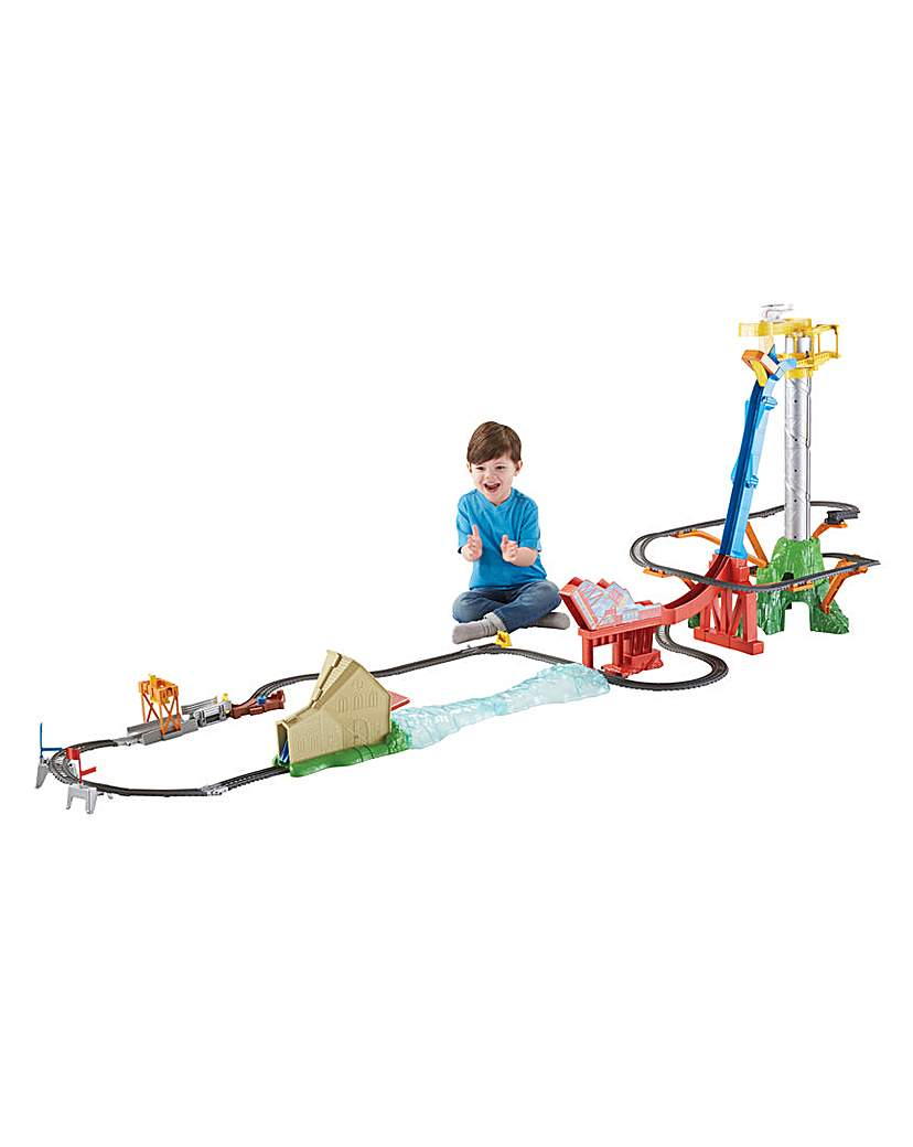 Trackmaster Thomas Bridge Jump Set