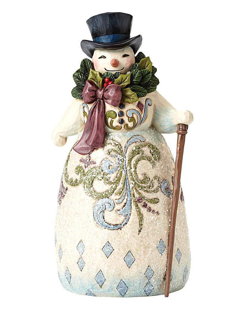 Image of Victorian Snowman