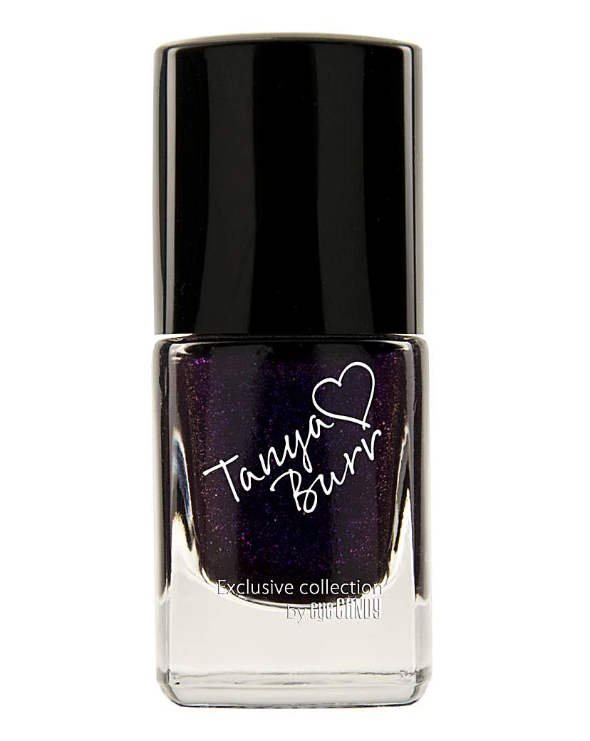 Tanya Burr Nail Polish Midnight Sparkles