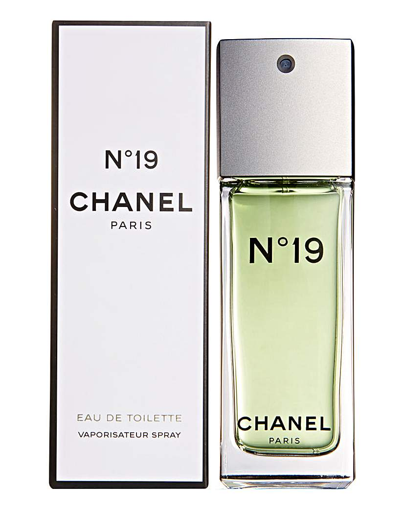 Image of Chanel No. 19 100ml EDT