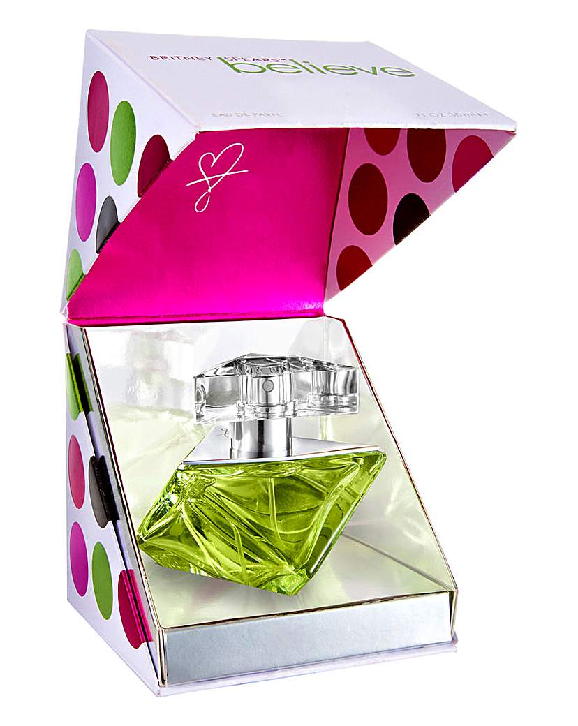 Image of Britney Spears Believe 30ml EDP