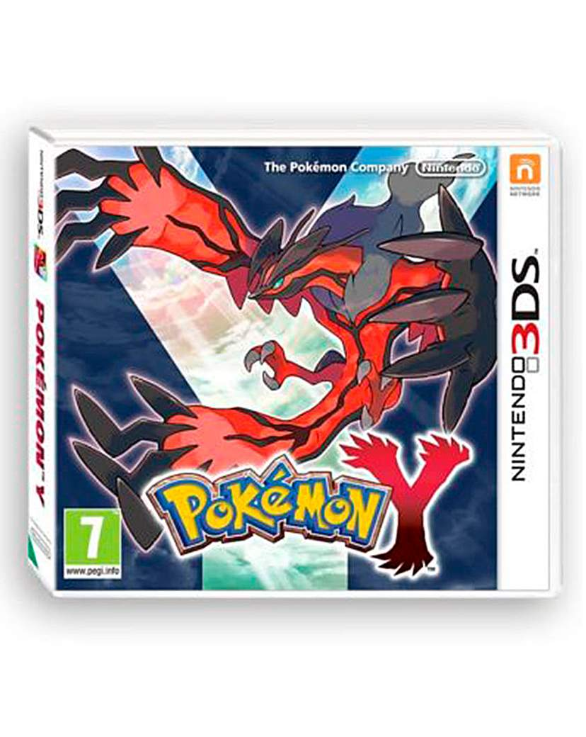 Pokemon Y - 3DS