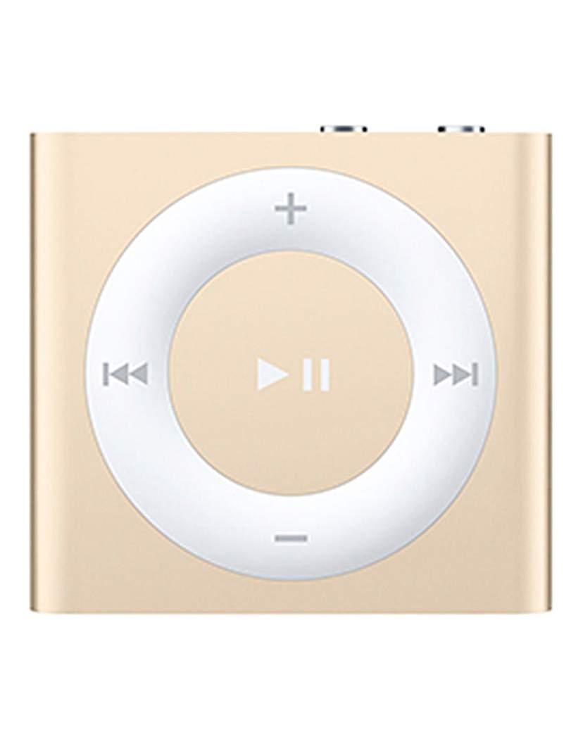 Apple iPod Shuffle 2GB Gold -July 2015