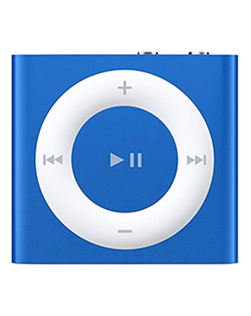 Apple iPod Shuffle 2GB Blue -July 2015