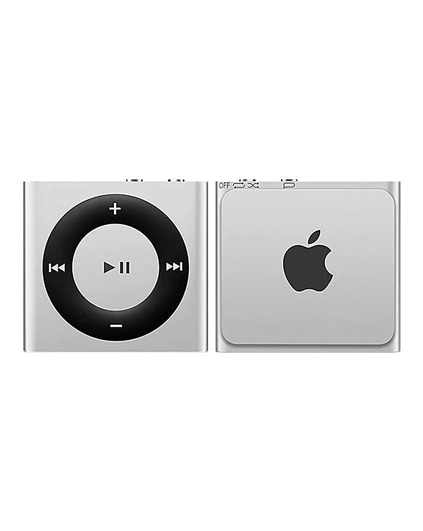 Apple iPod Shuffle 2GB Silver -July 2015