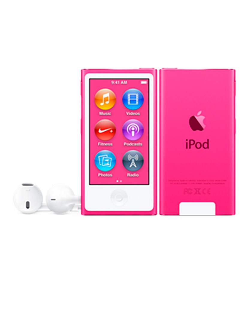Apple iPod Nano 16gb Pink(July 2015)