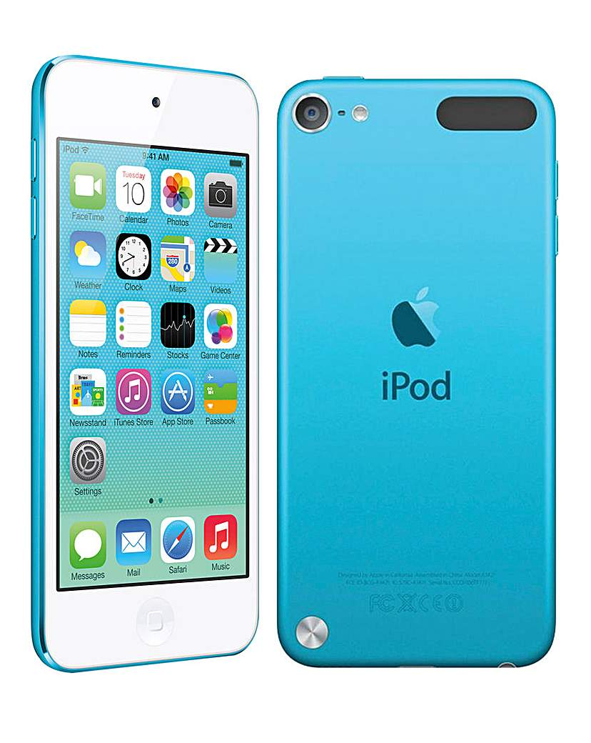 Apple iPod Touch 32GB Blue -6th Gen July