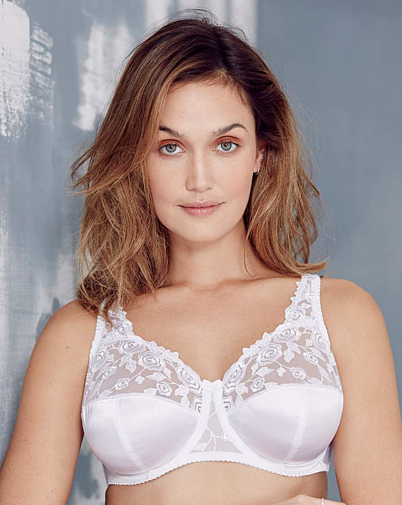 Image of Fantasie Belle Full Cup Wired White Bra