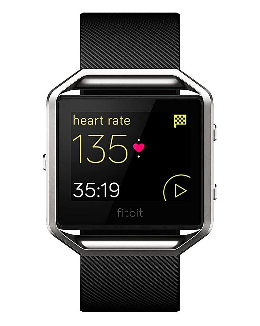 Image of Fitbit Blaze Smartwatch Black Small