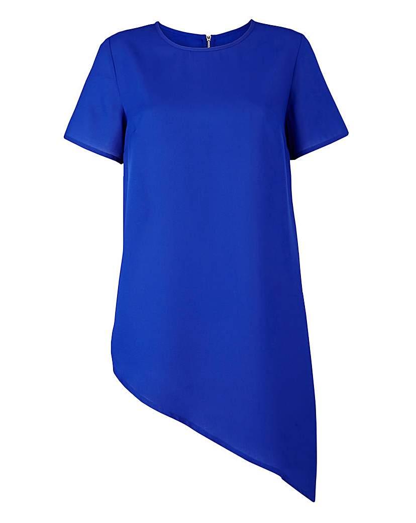 Blue Asymmetric Top