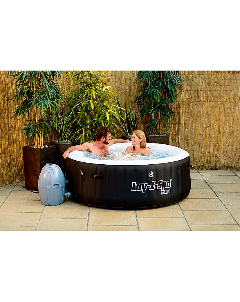 Image of Lay-Z-Spa Miami (2-4 people)