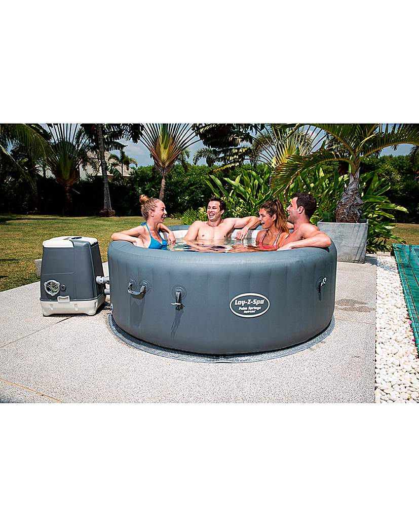 Image of Lay-Z-Spa Palm Springs Hydrojet