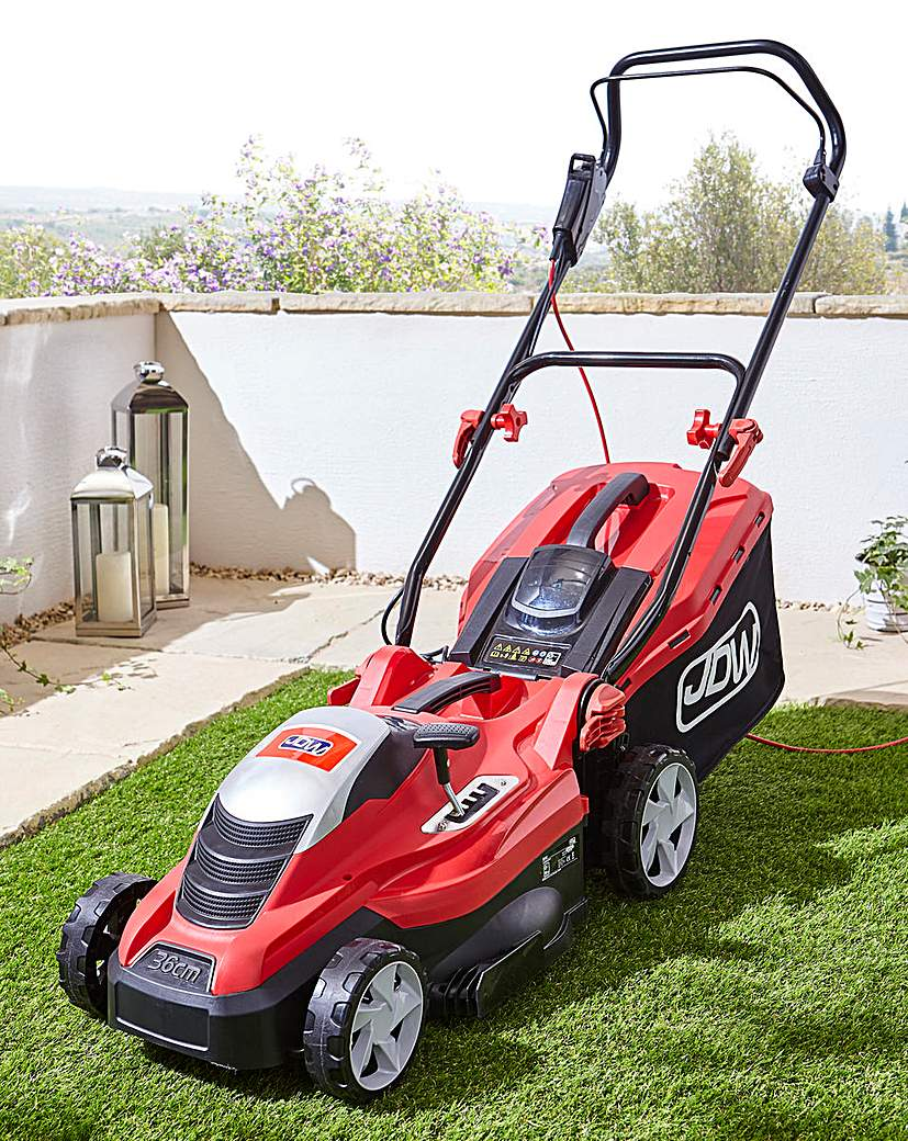 JDW 1600W Electric Mower