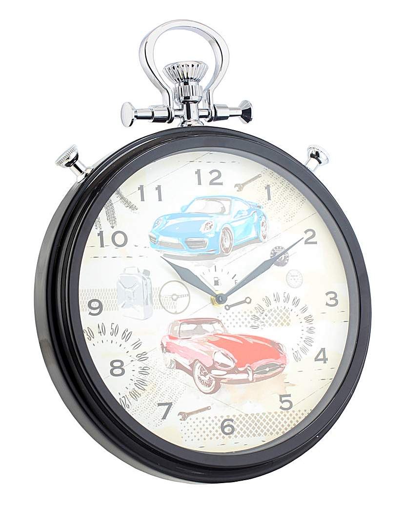 Image of Pit Stop Clock