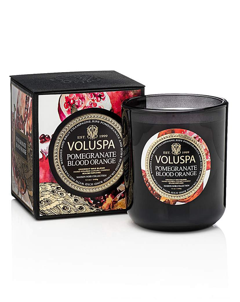 Voluspa Pomegranate Blood Orange Candle
