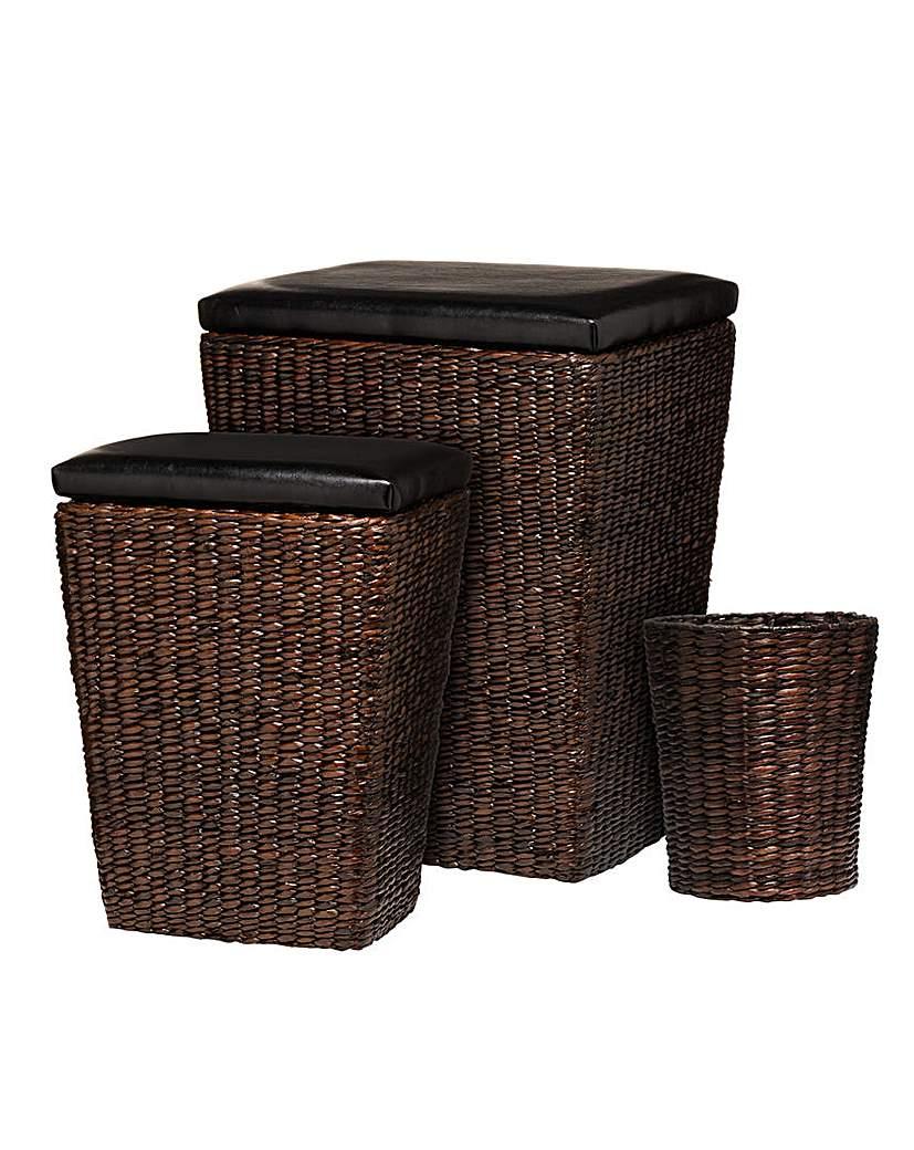 Premier Housewares Basket Set