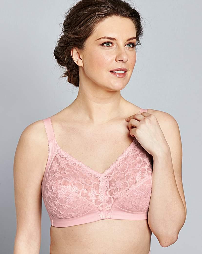 Triumph Delicate Doreen Pale Pink Bra