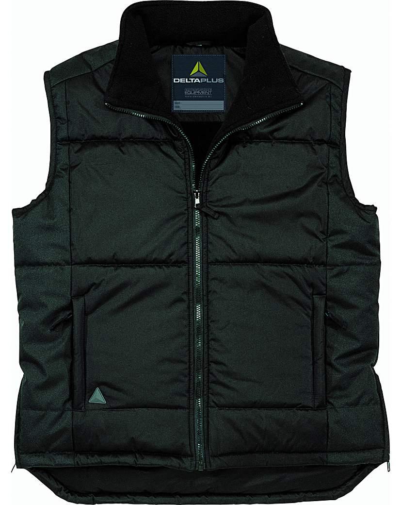 DeltaPlus fleece lined Bodywarmer