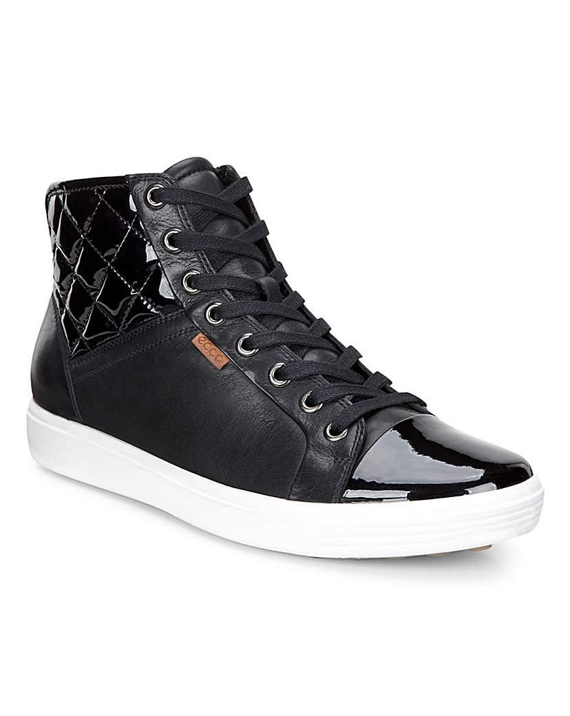 Ecco Lace Up Ankle Boots D Fit