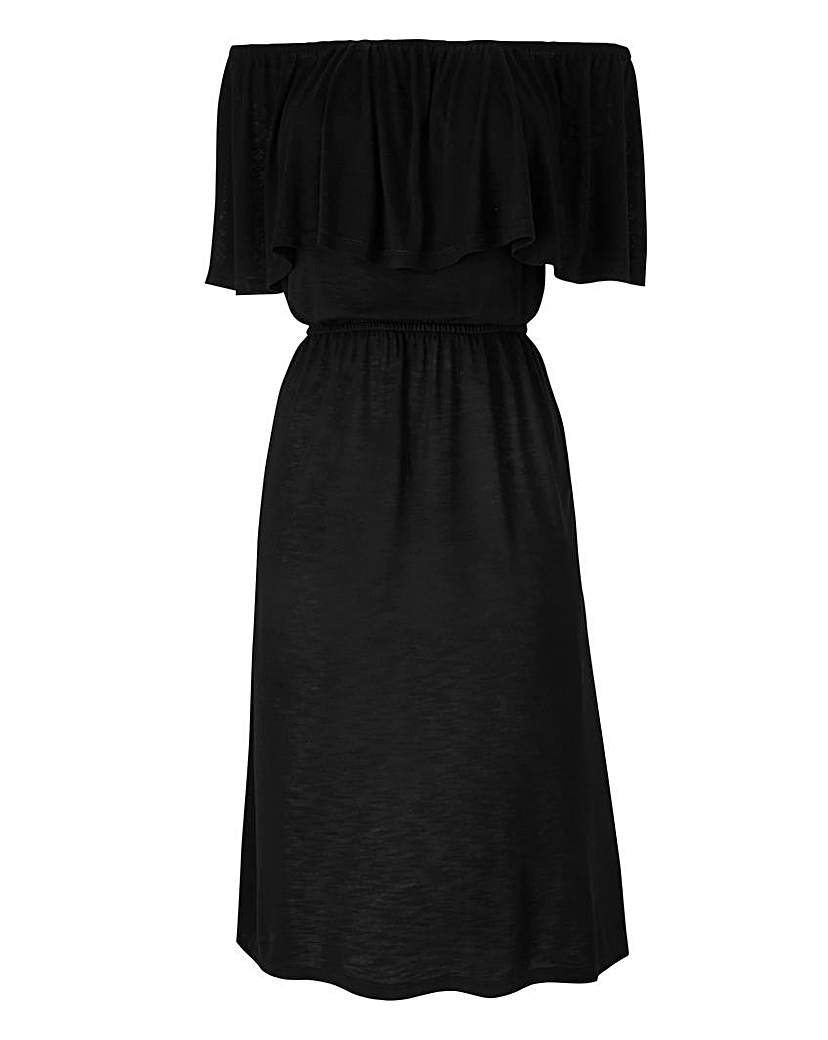 Bardot Jersey Dress