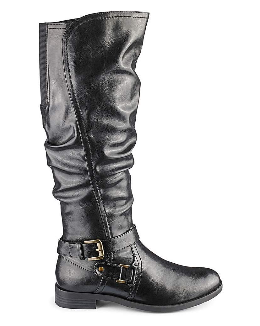 Heavenly Soles Boots EEE Fit Super Curvy