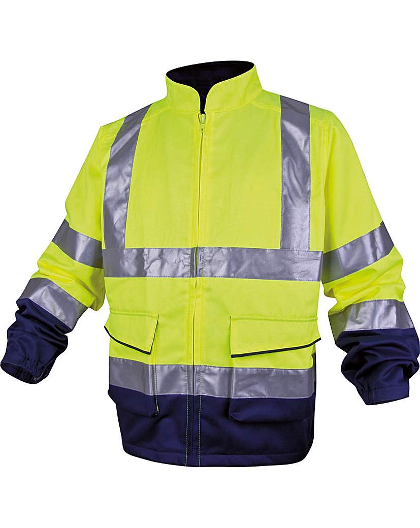 Product photo of Deltaplus hiviz jacket