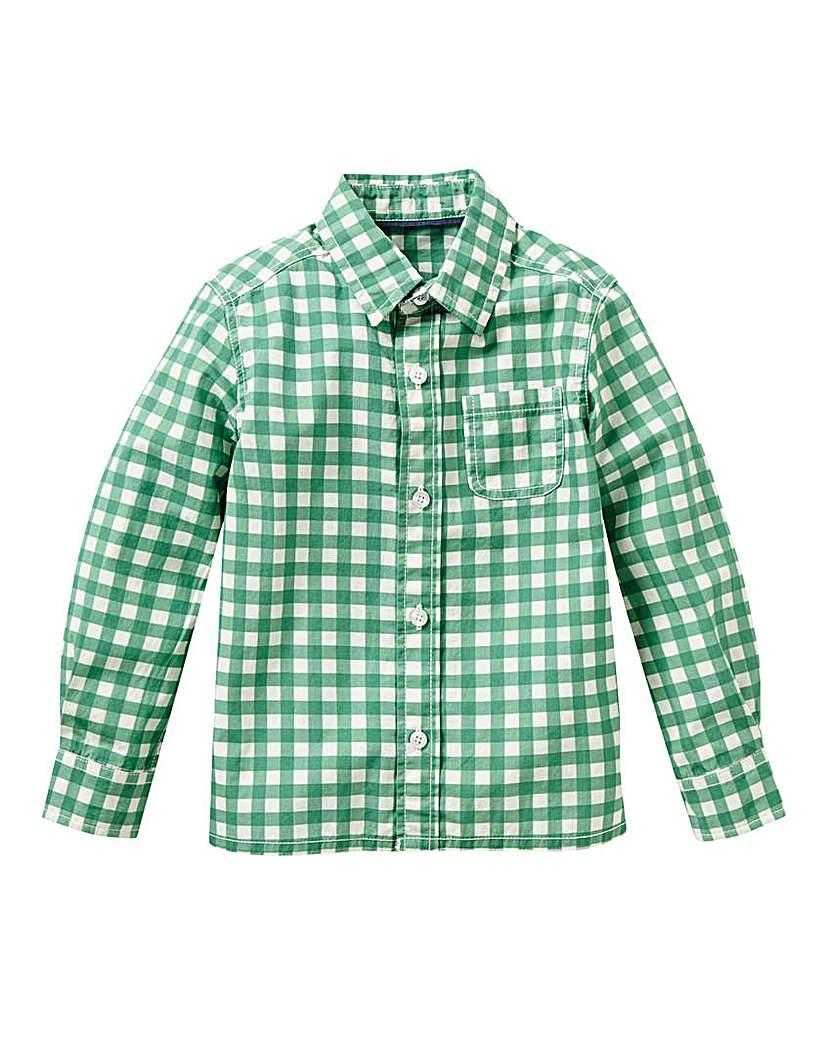 Image of KD MINI Boys Checked Shirt (2-6 years)