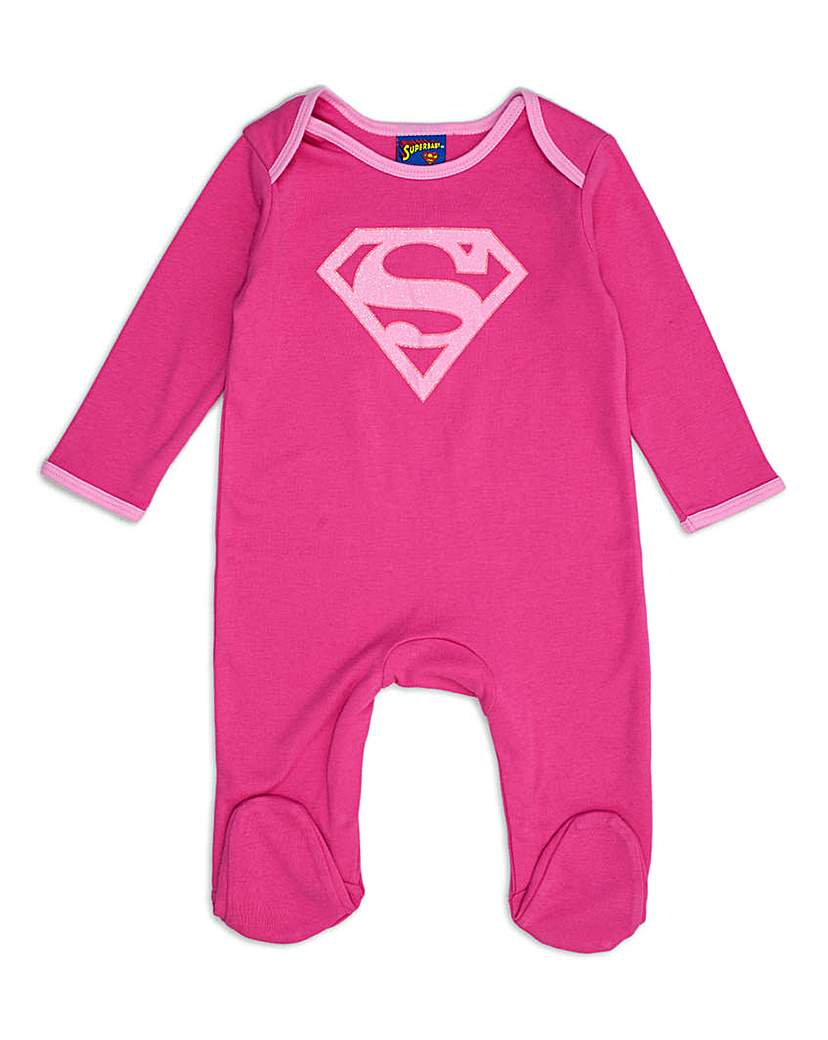 Super Baby Sleepsuit
