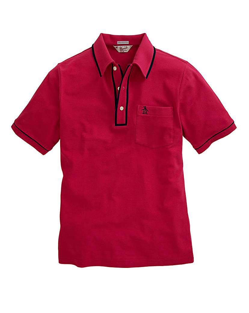Penguin Earl Polo Shirt Regular.