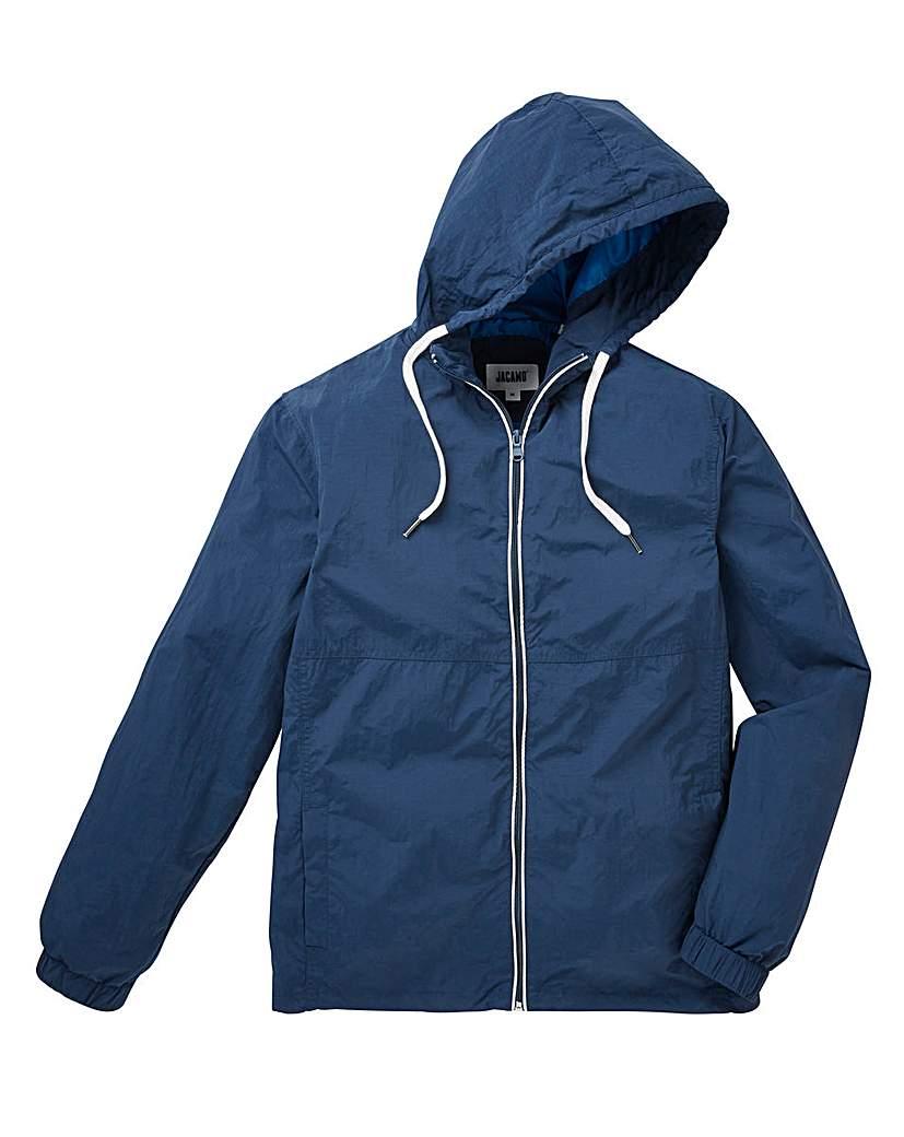 Jacamo Brakus Hooded Jacket.