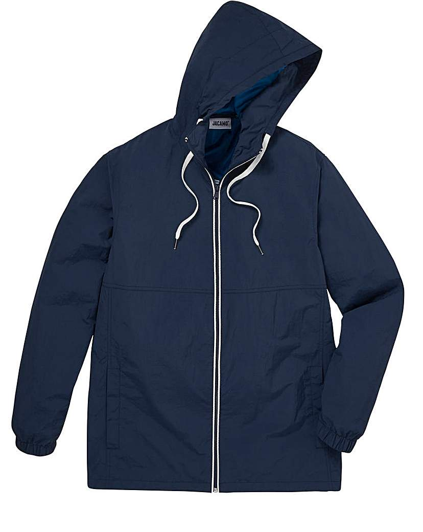 Jacamo Brakus Hooded Jacket.