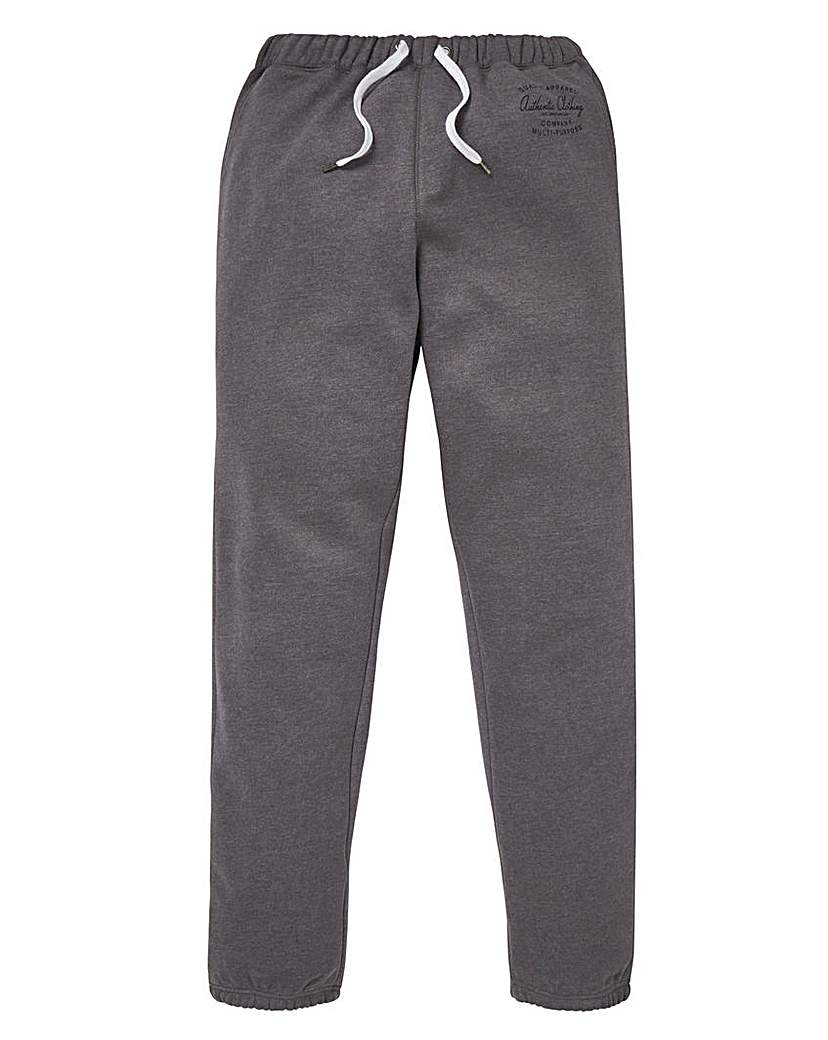 Jacamo Reigns Jogging Bottoms 31in