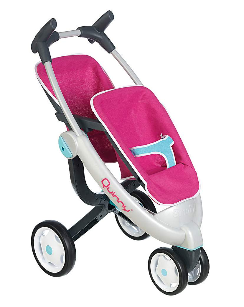Quinny Twin Pushchair