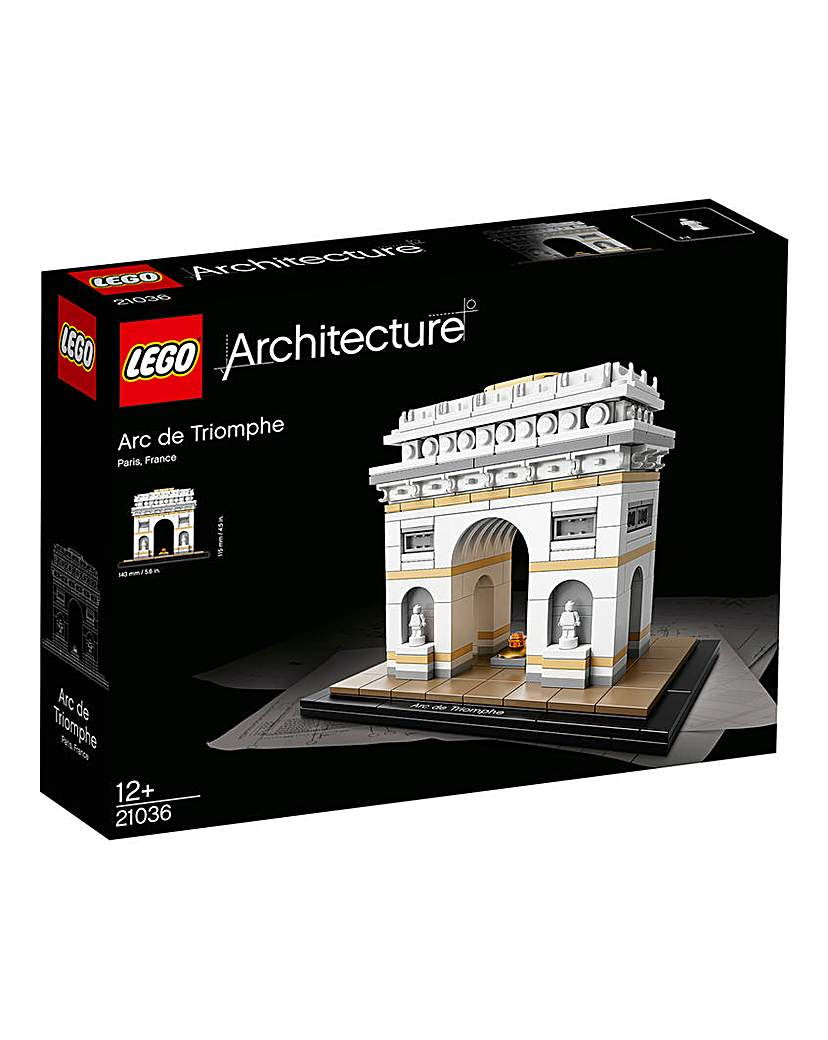 Image of LEGO Architecture Arc de Triomphe